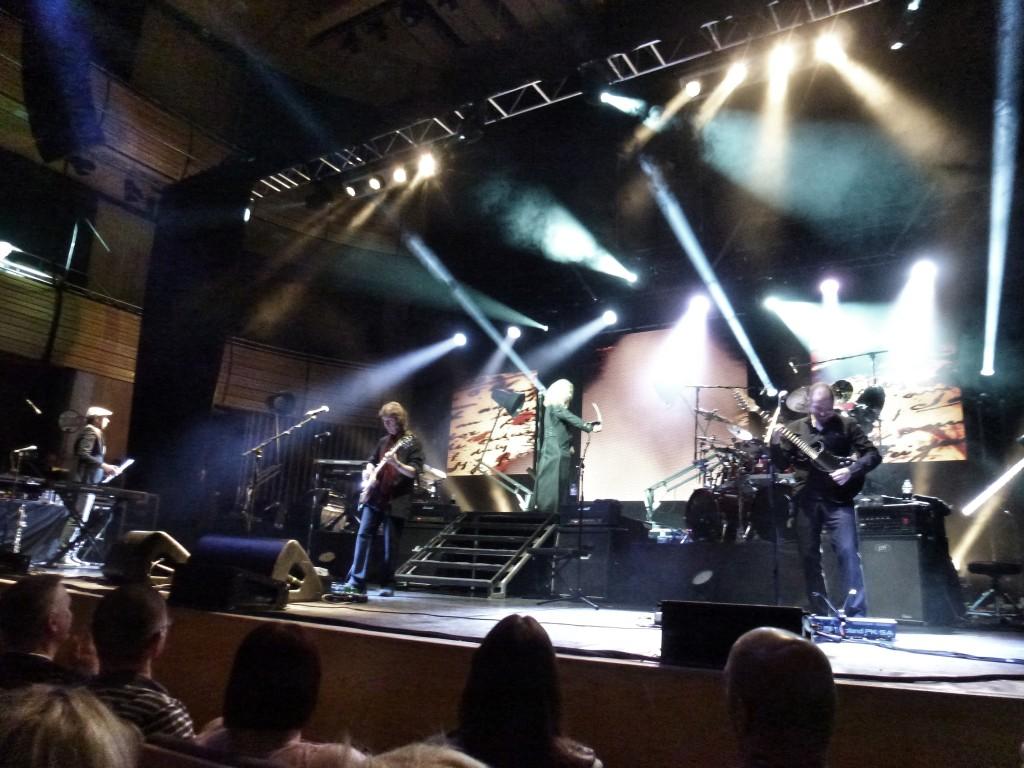 Steve Hackett in Concert