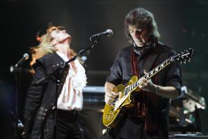 Nad Sylvan and Steve Hackett live at RAH credit icon photograhy lo res