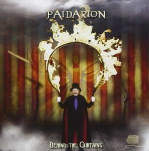 Paidarion - Behind The Curtains