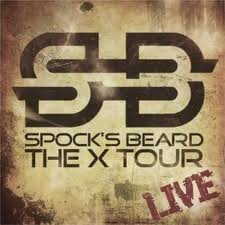 Spocks Beard - The X Tour