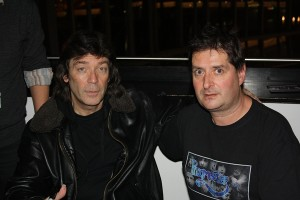 Steve Hackett & Steve Petch