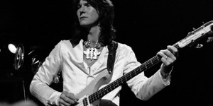 RIP Chris Squire Co-founder of YES.