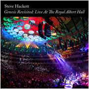 New Hackett DVD | Genesis Revisited royal albert!