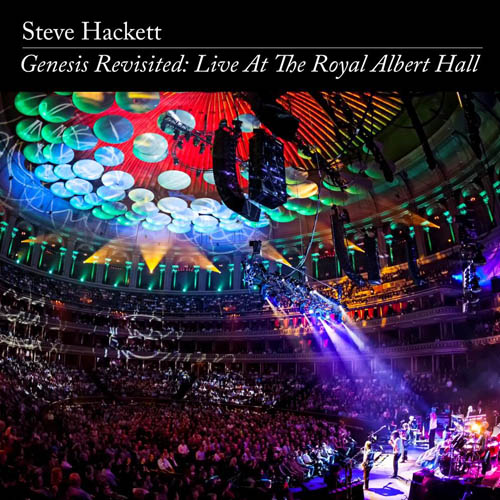 Steve Hackett | Genesis Revisited Live At The Albert Hall